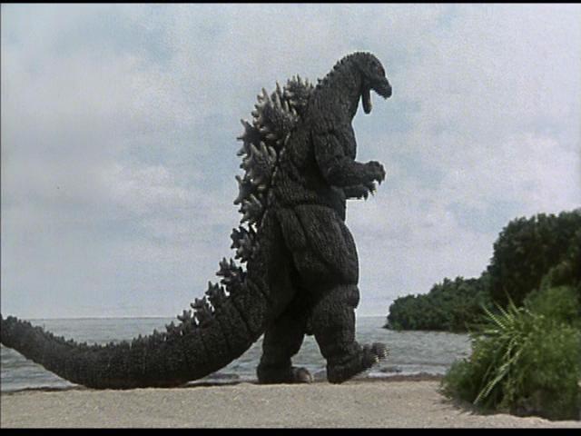 Godzilla Vs Spasegodzilla